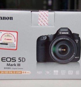 Canon 5d mark 3 24-70 l2