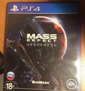 Mass Effect Andromeda для PS4