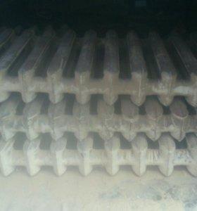 Чугун радиаторы