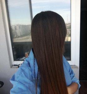 Ботокс лечение волос