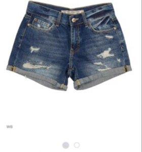 Новые шорты джинсовые фирмы колинс