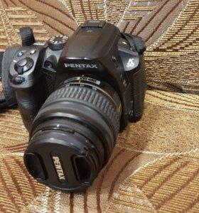 Фотоаппарат Pentax K30
