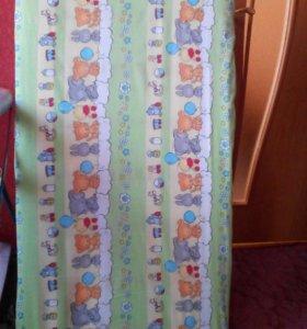 Продаю матрас для детской кроватки