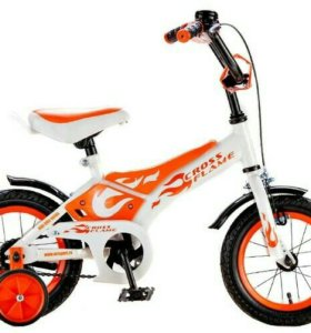 Детский велосипед Cross Flame