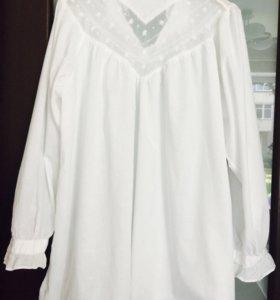 Блуза-рубашка (Новая)