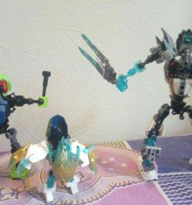 Lego Bionicle оригинал (биониклы)