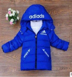 Куртки на детей