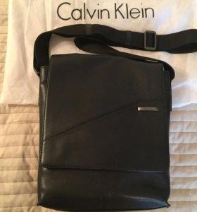 Сумка Calvin Klein мужская, оригинал