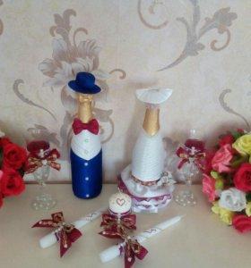 Свадебный набор2