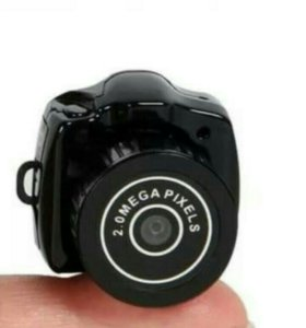 Микро видео камера
