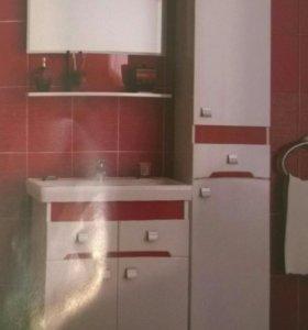 Новый пенал в ванную комнату