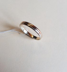 Кольцо обручальное, мужское