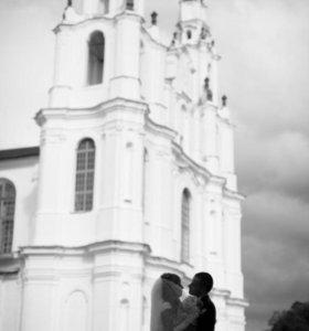 Свадебная фотография видеооператор фотограф видео