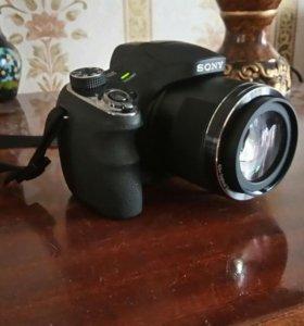 Фотоаппарат Сони H400 плюс сумка