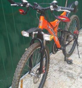 Продаётся велосипед Rover Blade XL