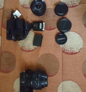Фотоаппарат nx1000
