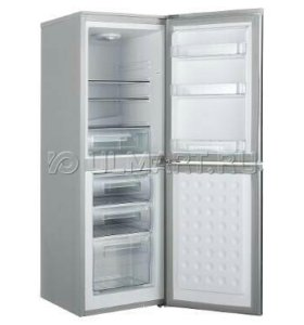 холодильник tesler rcc-160 silver