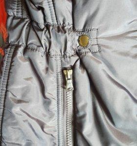 Куртка (подойдет беременным) весна-осень.