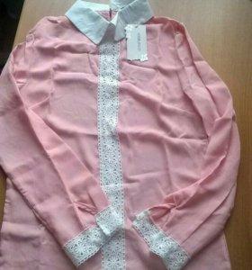 Продаю блузку,новая,размер-м