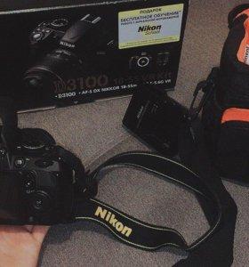 Цифровой фотоаппарат Nikon D3100 18-55VR KIT