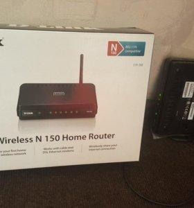 Роутер D-Link wi-fi