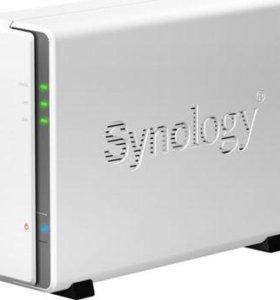 Сетевое хранилище NAS Synology DS115J