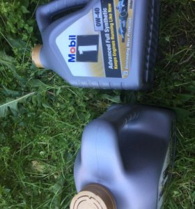 Mobil 1 Advanced full synthetic 0W/40