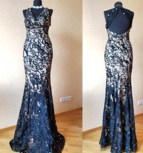 Новое Платье в пол Jovani