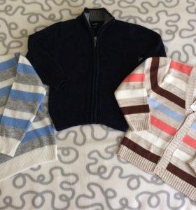 Новые свитера KIABI (98-107 см)