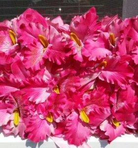 Цветы на машину