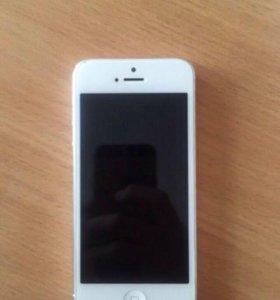 Продам iPhone 5, 16 гб