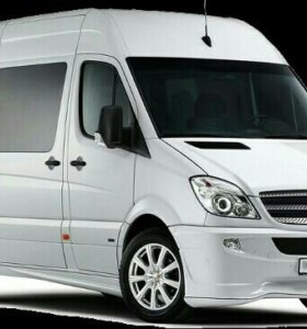 Заказ и аренда микроавтобуса