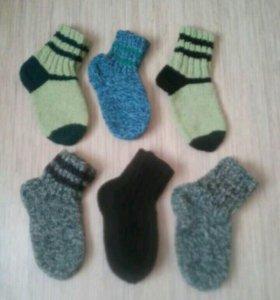 Мужские шерстяные носки все размеры!!!