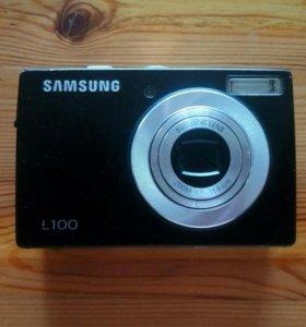Фотоаппарат цифровой Samsung L100 на запчасти