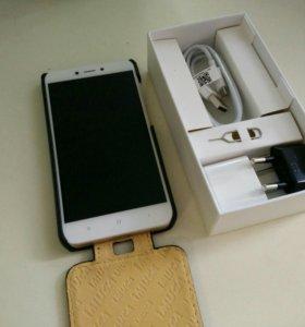 Xiaomi redmi 4x , 32 Гб
