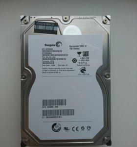 Жесткий диск SEAGATE BARRACUDA 750GB
