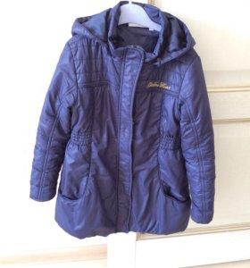 Куртка на девочку (демисезонное)