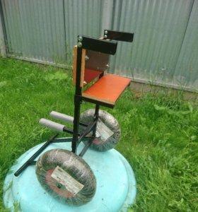 Тележка подставка для лодочного мотора