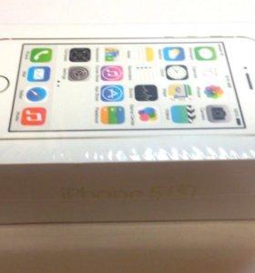 iPhone 5s 16gb/ 32gb новые гарантия