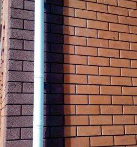 Утепление и декор фасада жидкой пробкой