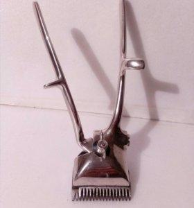 Машинка для стрижки волос,ручная,механическая,СССР
