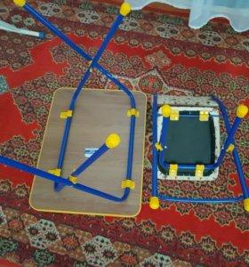 Комплект детской мебели (стол и стул) Nika kids