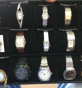 Часы Casio,tissot,laungines,orient,jacques lemans
