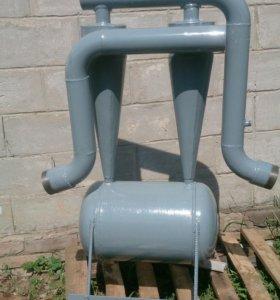 Фильтр для капельного полива гидроциклон