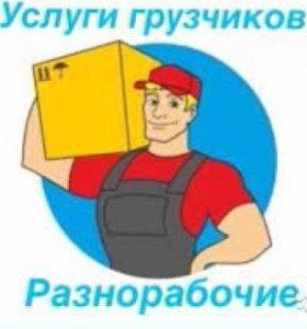 Грузчики/ Разнорабочие