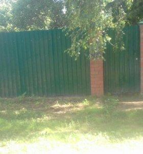 Заборы,ворота,электрика