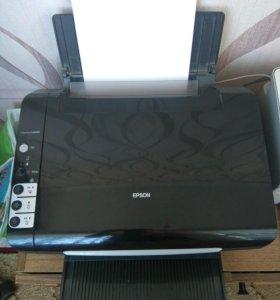 Принтер, сканер, копир, МФУ Epson