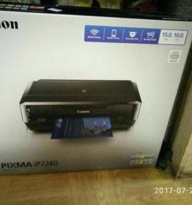 Принтер Canon с Wi-Wi