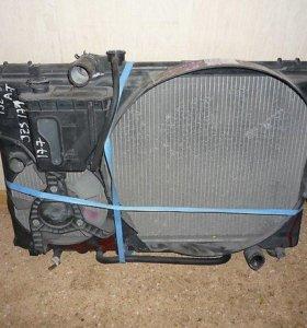 Радиатор охлаждения на крауна 171 кузов