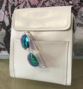 Рюкзак- сумка трансформер. 😍